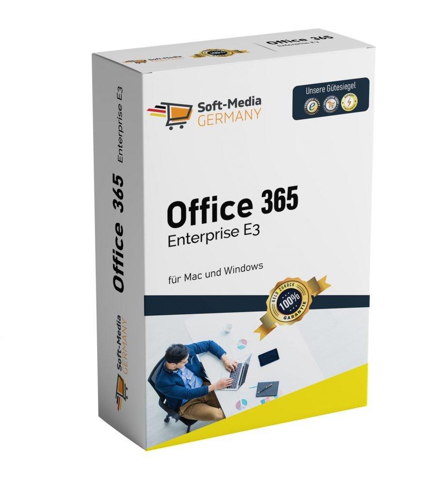 Office 365 E3 Dauerlizenz